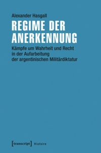 Test Cover Image of:  Regime der Anerkennung