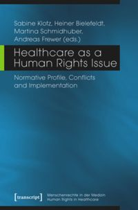 Test Cover Image of:  Healthcare as a Human Rights Issue
