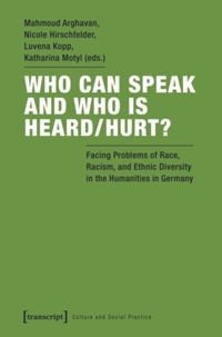 Test Cover Image of:  Who Can Speak and Who Is Heard/Hurt?