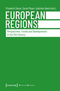 Test Cover Image of:  European Regions