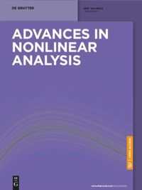 Advances in Nonlinear Analysis