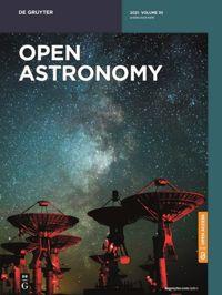 Open Astronomy