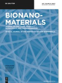 Design And Fabrication Of Scaffold Based Tissue Engineering In Bionanomaterials Volume 14 Issue 3 4 2013