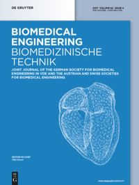 Test Cover Image of:  Biomedical Engineering / Biomedizinische Technik