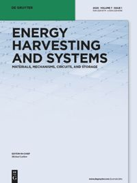 Energy Harvesting and Systems