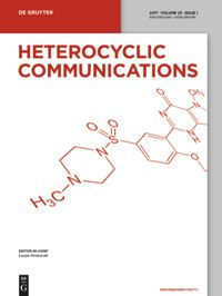 Heterocyclic Communications