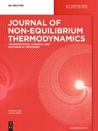 Journal of Non-Equilibrium Thermodynamics