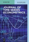 Journal of Time Series Econometrics