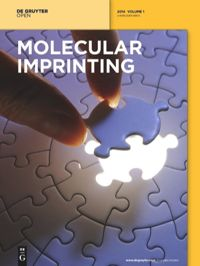 Molecular Imprinted Photonic Crystal For Sensing Of Biomolecules In Molecular Imprinting Volume 1 Issue Open Issue 2016