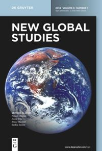 Test Cover Image of:  New Global Studies