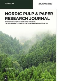 Test Cover Image of:  Nordic Pulp & Paper Research Journal