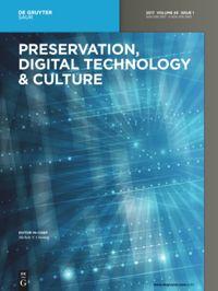 Preservation, Digital Technology & Culture (PDT&C)