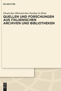 Die Causa Lutheri In Der Ponitentiarie In Quellen Und Forschungen Aus Italienischen Archiven Und Bibliotheken Volume 97 Issue 1 2018