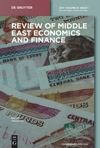 Review of Middle East Economics and Finance