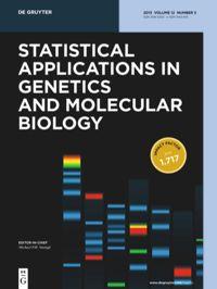 Statistical Applications In Genetics And Molecular Biology De Gruyter