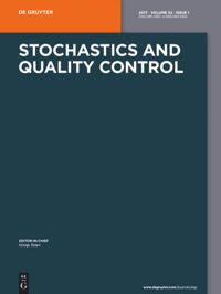 Stochastics and Quality Control