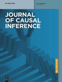 Journal of Causal Inference