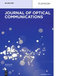 Journal of Optical Communications