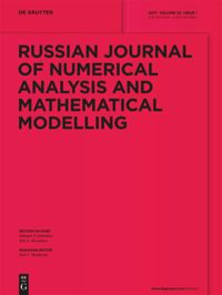 Russian Journal of Numerical Analysis and Mathematical Modelling