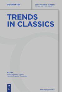 Cover Trends in Classics