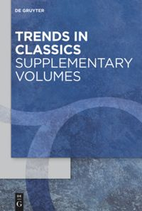 Conver Trends in Classics Supplementary Volumes