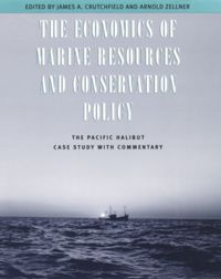 Test Cover Image of:  The Economics of Marine Resources and Conservation Policy