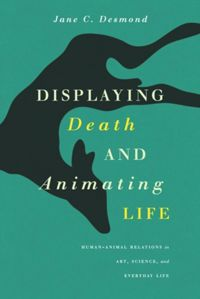 Test Cover Image of:  Displaying Death and Animating Life