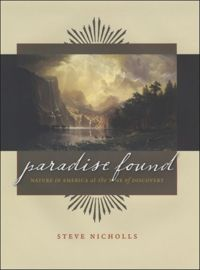 Test Cover Image of:  Paradise Found
