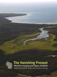 Test Cover Image of:  The Vanishing Present
