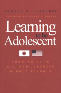 Test Cover Image of:  Learning to Be Adolescent