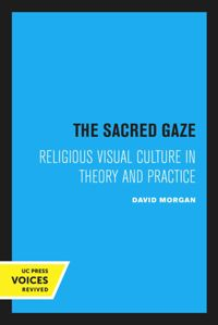 Test Cover Image of:  The Sacred Gaze
