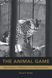 Test Cover Image of:  The Animal Game