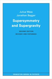 Test Cover Image of:  Supersymmetry and Supergravity