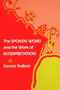 Test Cover Image of:  The Spoken Word and the Work of Interpretation
