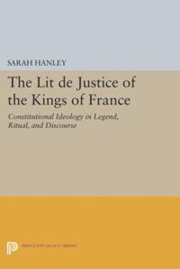 Test Cover Image of:  The Lit de Justice of the Kings of France