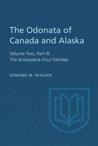Test Cover Image of:  The Odonata of Canada and Alaska