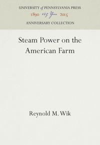 Test Cover Image of:  Steam Power on the American Farm