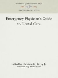 Test Cover Image of:  Emergency Physician's Guide to Dental Care