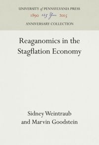Test Cover Image of:  Reaganomics in the Stagflation Economy